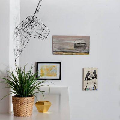 אמניות: קרן פרגו, דנה ניצני, מיכל כהן, מעצבת : מיכל לוי